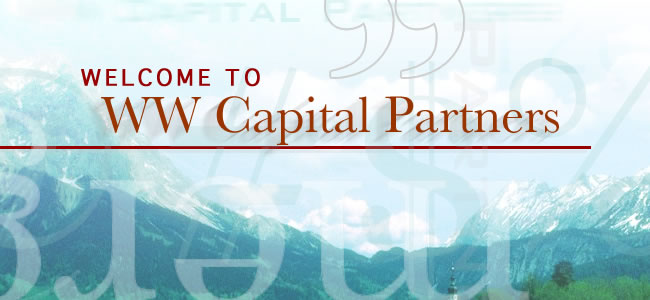 Welcome to WWCapital Partners